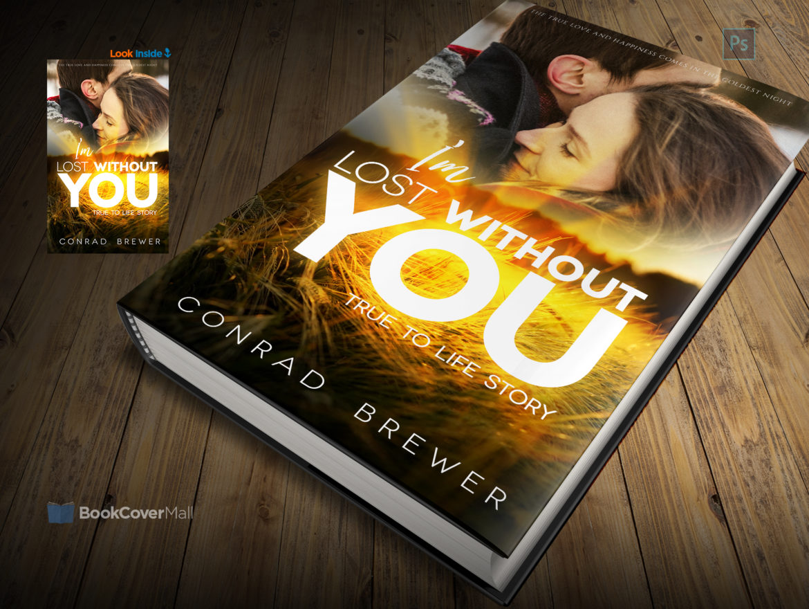 Free Psd Book Cover Design Templates Book Cover Mall