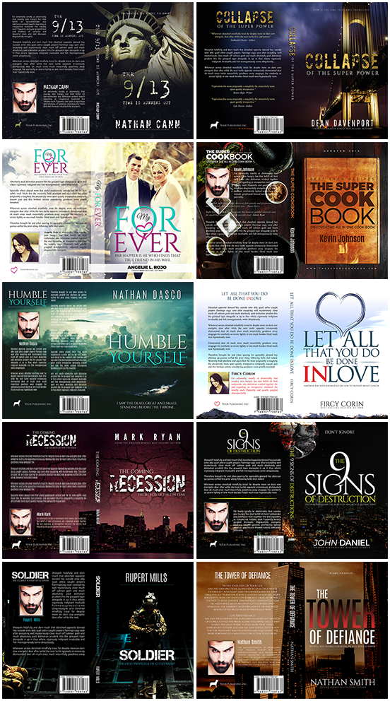 Book Cover Template Createspace ~ Bookcovermall createspace bundle